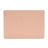INCASE Textured Hardshell Case for MacBook Air 2020/ MacBook Air M1, Blush Pink (INMB200651-BLP)