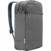 "Incase Campus Backpack 15"" Charcoal/Washed Charcoal for Tablet/Laptop (CL55461)"