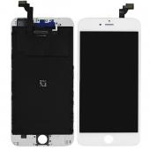Дисплей с сенсорным стеклом (LCD iPhone 6 Plus + Touchscreen) Black/White