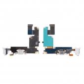 Шлейф с разъемами зарядки и гарнитуры для iPhone 6S Plus