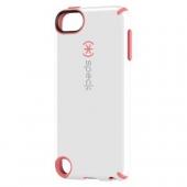 Чехол-накладка Speck CandyShell для iPod Touch 5G (White/Pink)