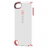 Чехол-накладка Speck CandyShell для iPod Touch 5G (White/Pink)
