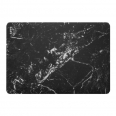 """Чехол-накладка для ноутбука Laut HUEX ELEMENTS для 13"""" MacBook Air 2020-2018 Black (LAUT_13MA18_HXE_MB)"""