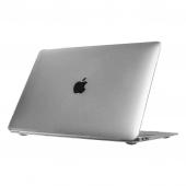 Чехол-накладка LAUT Slim Cristal-X Case for MacBook Air 13 2020-2018, Crystal Clear (L_13MA20_SL_C)
