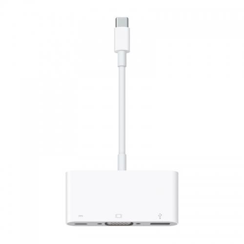 Адаптер Apple USB-C to VGA Multiport Adapter (MJ1L2)