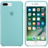 Чехол-накладка Apple Silicone Case for iPhone 7 Plus (HC)