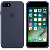 Чехол-накладка Apple Silicone Case for iPhone SE 2/8/7 HC