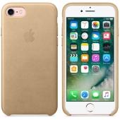 Чехол-накладка Apple Leather Case for iPhone 7 HC