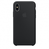 Чехол-накладка Apple Silicone Case for iPhone Х (HC)