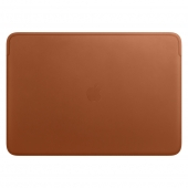 Чехол для ноутбука Apple Leather Sleeve for 16 MacBook Pro - Saddle Brown (MWV92)