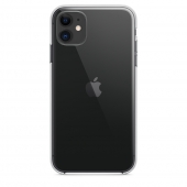 Чехол Apple Clear Case for iPhone 11 (MWVG2)