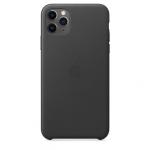 Чехол Apple Leather Case для iPhone 11 Pro Max