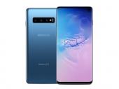 Смартфон Samsung Galaxy S10 SM-G973 DS 128GB Prism Blue (SM-G973FZBD)