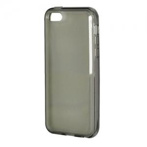 New Case Semitransparent Protect Case Black for iPhone 5C