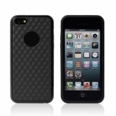 New Case Two-color Cube TPU Protect Case for iPhone 5C