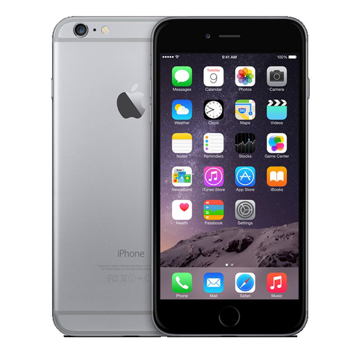 Apple iPhone 6 128GB Space Gray (Slim Box)