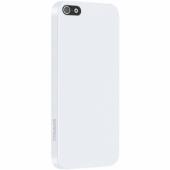Чехол Ozaki O!coat 0.3 Solid for iPhone 5/5S White (OC530WH)