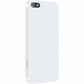 Чехол Ozaki O!coat 0.3 Solid for iPhone 5/5S White (OC530WH)