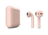 Apple AirPods with Charging Case Pink Champagne Gloss (MV7N2)