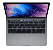 Ноутбук Apple MacBook Pro 13'' Space Gray (MR9R2) 2018