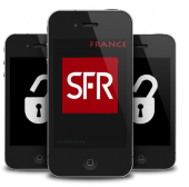 SFR FRANCE iPhone 2G / 3G / 3GS / 4 / 4S / 5 / 5S / 5C / 6 / 6+ (all imei)