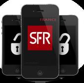 SFR France  3G / 3GS / 4G / 4S / 5 / 5S / 5C (CLEAN IMEI )