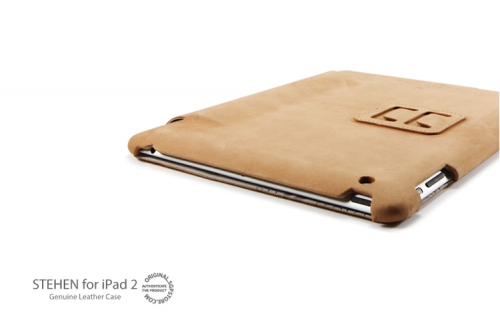 SGP Leather Case Stehen Series for iPad 2 New Retina