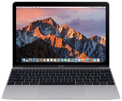 "Apple MacBook 12"" 256GB Space Gray (MNYF2) 2017"