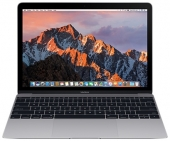"""Б/У Apple MacBook 12"""" 256GB Space Gray (MNYF2) 2017"""