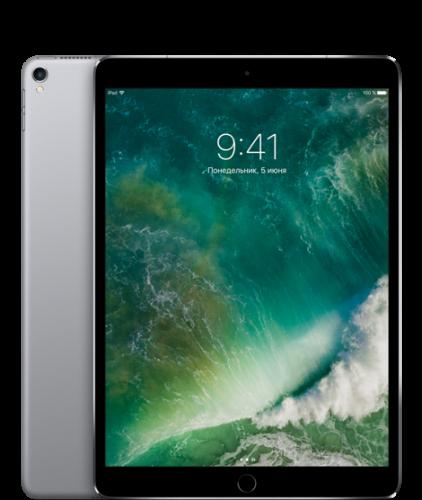 Планшет Apple iPad Pro 10.5 Wi-Fi + Cellular 64GB Space Grey (MQEY2) купить по низкой цене в Киеве, Львове, Виннице, Украине. Бесплатная доставка