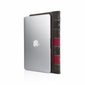 """Twelvesouth Leather Case BookBook Classic Black for MacBook Pro 15"""" Retina (TWS-12-1231)"""