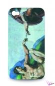 Чехол-накладка VaVeliero iPhone CutCover Art - The Creation of Adam для iPhone 4/4S