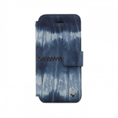 Zenus Prestige Tie-Dyeing Diary Case for iPhone 5/5S