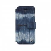 Zenus Prestige Tie-Dyeing Diary Case for iPhone 5/5S