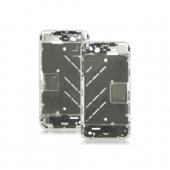 Хромированная рамка для iPhone 4s