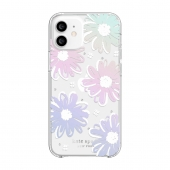 Kate Spade New York  Protective Hardshell Case for iPhone 12 Mini, Daisy (KSIPH-151-DSYIR)
