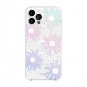 Kate Spade New York Protective Hardshell Case for iPhone 12 Pro Max, Daisy KSIPH-154-DSYIR
