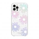 Kate Spade New York Protective Hardshell Case for iPhone 12/12 Pro, Daisy (KSIPH-153-DSYIR)