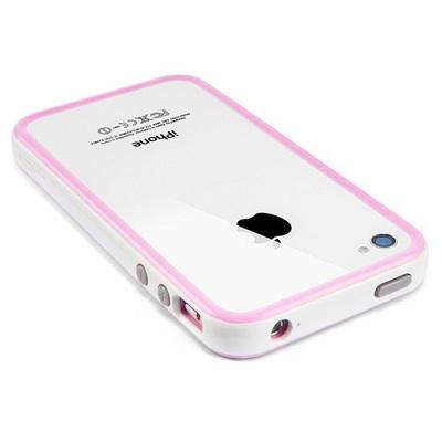 SGP Case Neo Hybrid 2S Pastel Series Alpine Pink for iPhone 4/4S