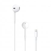 Гарнитура Apple EarPods with Lightning Connector (MMTN2) Original