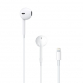 Гарнитура Apple EarPods with Lightning Connector (MMTN2) Original