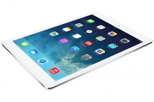 Apple iPad Air Wi-Fi 64Gb (Silver)