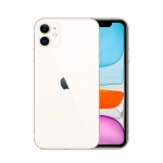 Смартфон Apple iPhone 11 128GB White (MWLF2)