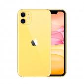 Б/У Apple iPhone 11 64GB Yellow (MWLA2) - витринный вариант 10/10