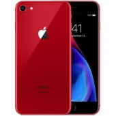 NEW Смартфон Apple iPhone 8 256GB PRODUCT RED (MRRL2)