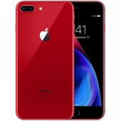 Apple iPhone 8 Plus 64GB (Red)