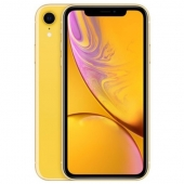 iPhone XR Dual Sim 256GB Yellow (MT1M2)