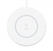 Зарядное устройство Belkin Wireless Charging Stand White (HL802)