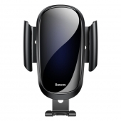 Автодержатель Baseus Future Gravity Car Mount Black(IT-27335)