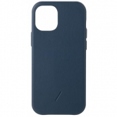 Чехол накладка Native Union Clic Classic Case for iPhone 12/12 Pro, Indigo (CCLAS-BLU-NP20M)